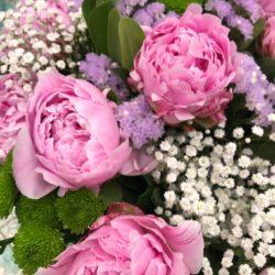 Bouquet Peonie Napoli Cammarotafiori