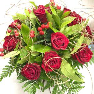 bouquet laurea alloro Napoli cammarota fiori