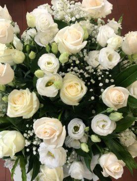Bouquet misto fiori bianchi