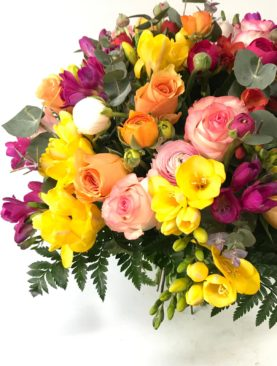 Bouquet misto multicolore