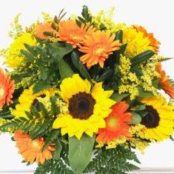 bouquet fiori estivo napoli