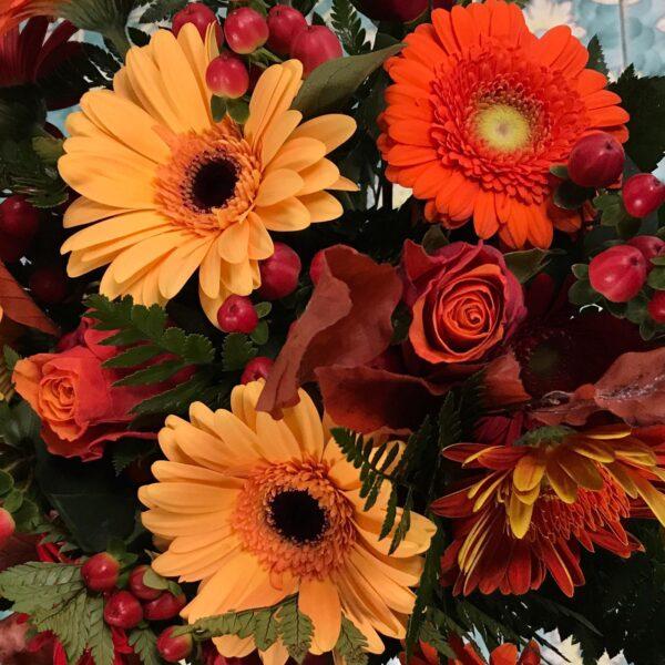 Bouquet autunno napoli