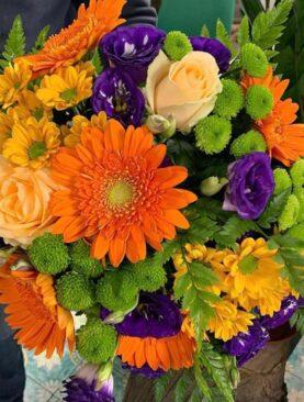 Bouquet colori autunnali