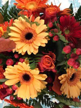 Bouquet autunnale prestige